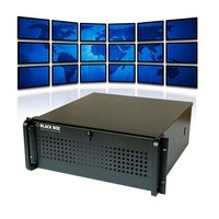 Radian Video Wall Processor -  Chassis 2000 Series