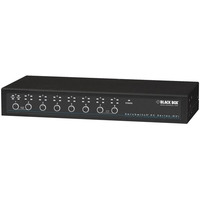 "EC 19"" DVI KVM Switch, 8-/16-Port"