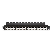 JPM806A-HD: 48 port, shielded