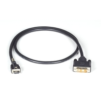 VCL-HDMIDVI-001M: Video Cable, HDMI to DVI, M/M, 1m