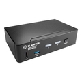 Desktop KVM Switch, USB-C 4K DisplayPort, 2-Port