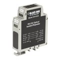 RS-232 or RS-485 Din Rail Repeater