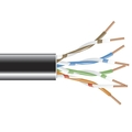 CAT5e UTP Outdoor-Rated Gel-Filled, Bulk Cable, solid