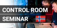 Control Room Seminar Norway