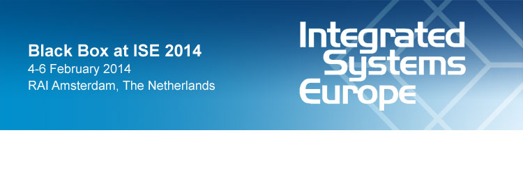 Black Box at Integrated Systems Europe 2014