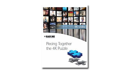 Download the 4K white paper Piecing Together the 4K Puzzle