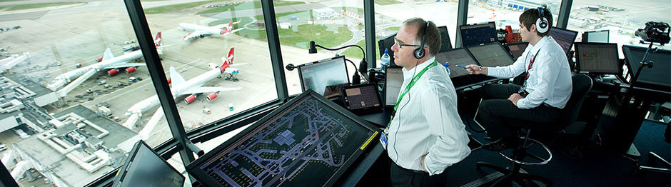 Air Traffic Control and Airport Command Centre Technology