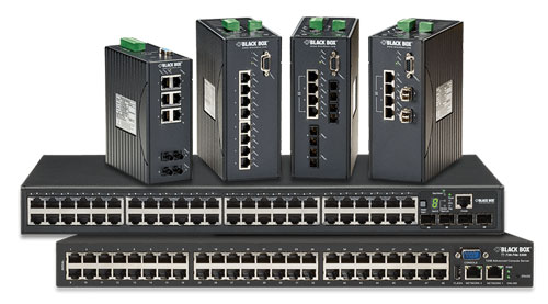 Difference between a Managed , Unmanaged Switch, and Web-smart Switch